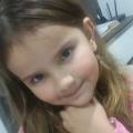 Luto: Menina Evilyn, de 5 anos, será velada em Guaramirim