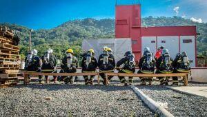 Bombeiros de Jaraguá abrem inscrições para curso de formação