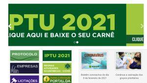 Boletos do IPTU de Jaraguá estão liberados na internet