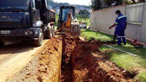 Rede coletora de esgoto no Chico de Paulo beneficia 465 famílias