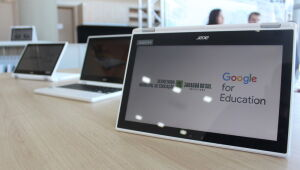 Educação de Jaraguá investe em novos equipamentos de tecnologia