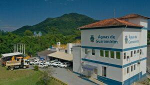 Moradores de Guaramirim ficarão sem fornecimento de água na terça-feira