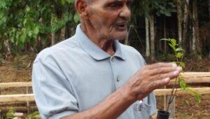 Aos 86 anos, morre servidor mais antigo da Prefeitura de Schroeder