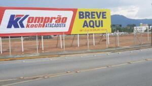 Grupo Koch deve gerar cerca de 200 empregos com nova loja em Jaraguá