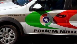 Casal é preso por furto de grama em Guaramirim