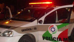 Adolescente é detido por desacato em Jaraguá