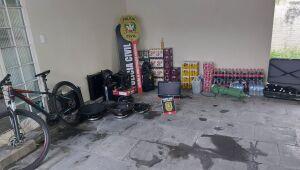 DIC prende autor de furtos em série que totalizam R$ 30 mil em Jaraguá do Sul