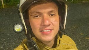 Comandante dos bombeiros de Schroeder morre em acidente