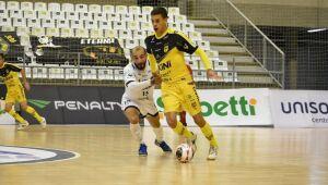 Jaraguá Futsal vence o Concórdia pelo Campeonato Catarinense