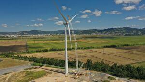 WEG e Engie Brasil Energia, concluem instalação do primeiro aerogerador nacional
