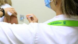 Vacinação contra a gripe: campanha está na terceira e última fase
