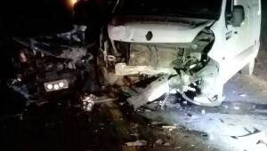 Bebê de um mês morre em grave acidente na BR-280, em SC