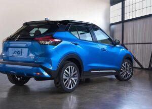 Nissan Kicks 2022 confirmado para março no Brasil