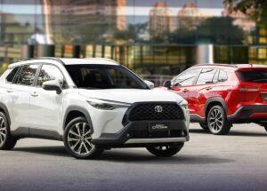 Conheça as versões do novo Toyota Corolla Cross