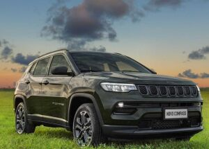 Jeep Compass 1.3 turbo inicia pré-venda por R$ 162.990