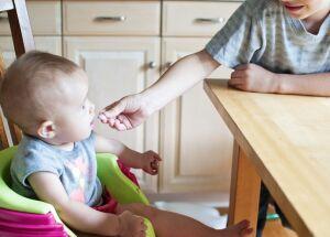 Alimentação sólida do bebê: Como e quando iniciar