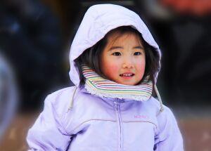 Como proteger a pele dos pequenos no frio?