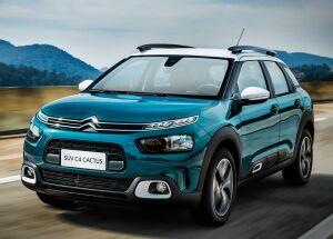 C4 Cactus - Como vai o SUV da Citroën