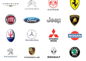 Os significados das marcas de automóveis