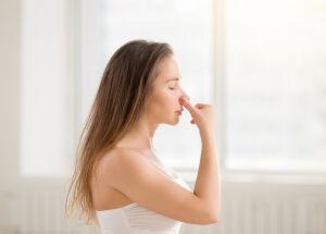 Cirurgia plástica no nariz ajuda a respirar melhor
