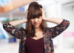 Zumbido está na lista de sintomas mais incômodos