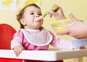 Chegou a hora da introdução alimentar para o seu bebê - Confira essas dicas!