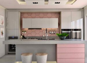 Cinco dicas para ter uma cozinha bonita e funcional!