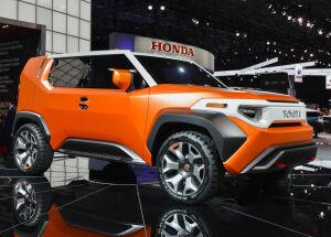 Novo SUV inédito abaixo do RAV4 é aposta da TOYOTA para os Estados Unidos