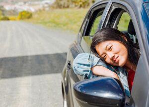 Cinetose provoca desconforto em viagens