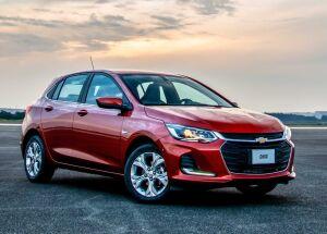 Todas as versões do novo Chevrolet Onix