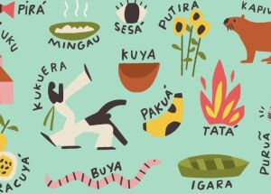 A rica contribuição dos idiomas africanos no português