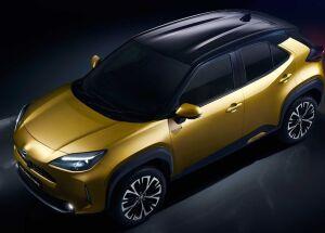 Toyota Yaris Cross será o novo SUV da marca lá fora