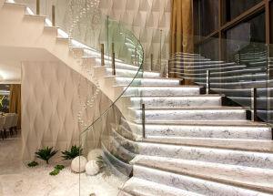 Guarda-corpo proteção e beleza na Arquitetura