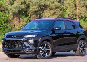 Chevrolet Trailblazer pode incomodar o Compass em 2021