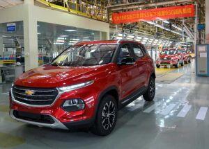 Chevrolet Groove pode ser o novo SUV da marca abaixo do Tracker