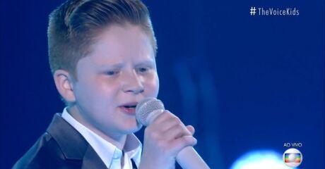 Gustavo Bardim participa da final do The Voice Kids neste domingo