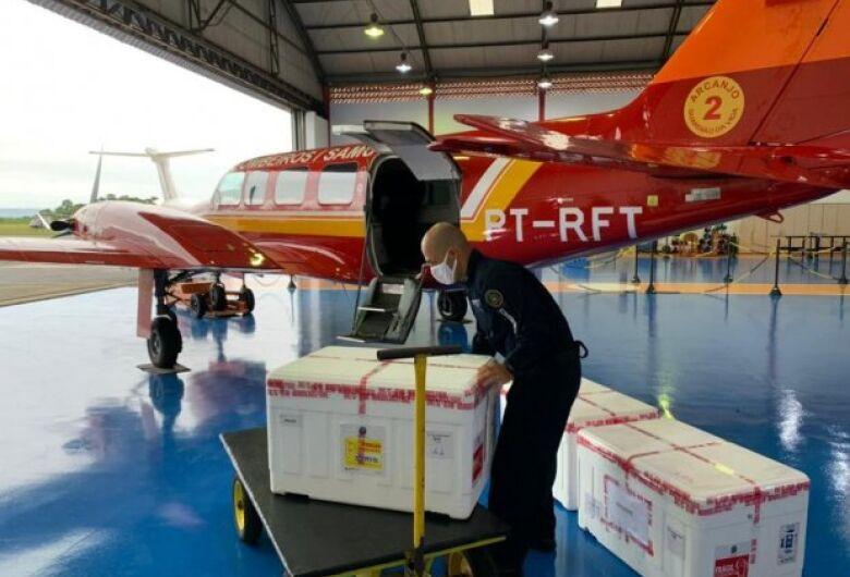 Governo do Estado inicia distribuição das vacinas contra a Convid-19 aos municípios catarinenses