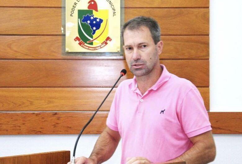 Laírton Müller é escolhido como líder do Governo na Câmara de Corupá