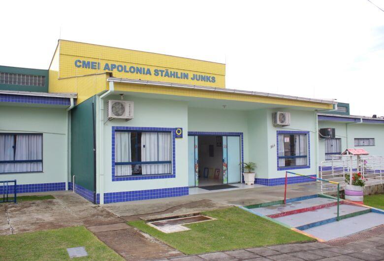 Período de cadastramento nas creches municipais de Jaraguá inicia nesta semana