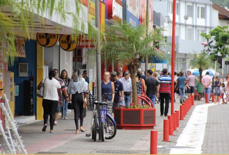 Confira o calendário de Sábados Legais no comércio de Jaraguá em 2021