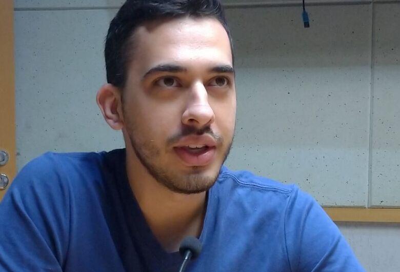Rodrigo Livramento fala sobre início de mandato no Legislativo jaraguaense