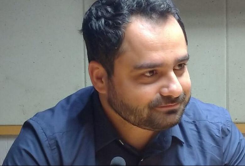 Entrevista do vereador Jeferson Cardozo no Diário da Jaraguá