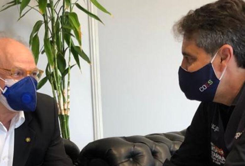 Vicente Caropreso pede novos leitos de UTI Covid para Jaraguá do Sul