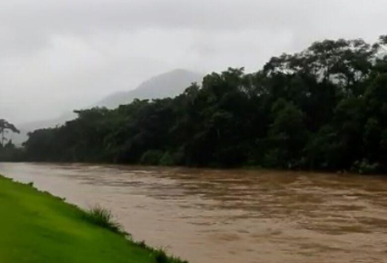 Jaraguá acumula 207 mm de chuva em 96 horas