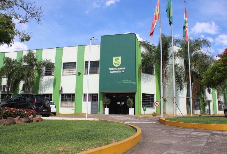 Após período de férias, atendimento volta ao normal na Prefeitura de Jaraguá