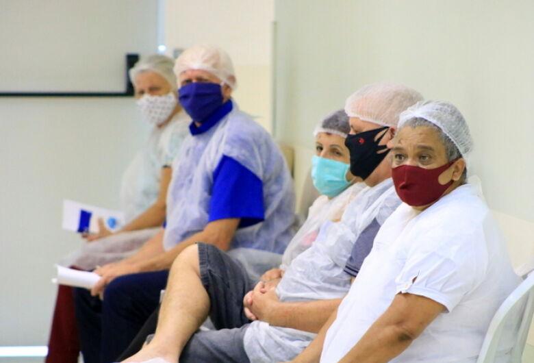 Mutirão de cirurgia de cataratas segue neste sábado em Jaraguá