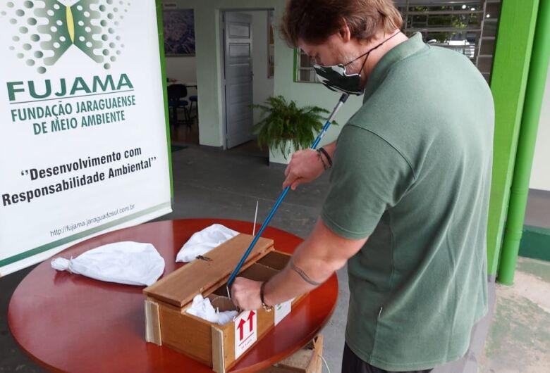 Cobras corais da região seguem para produção de soro antiofídico no Butantan