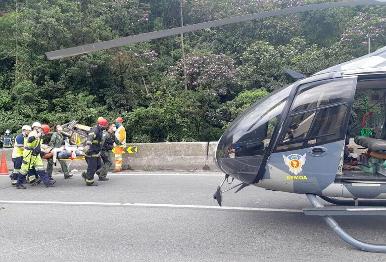 Acidente na BR-376: Comitiva de Pará deve chegar nesta tarde no Paraná