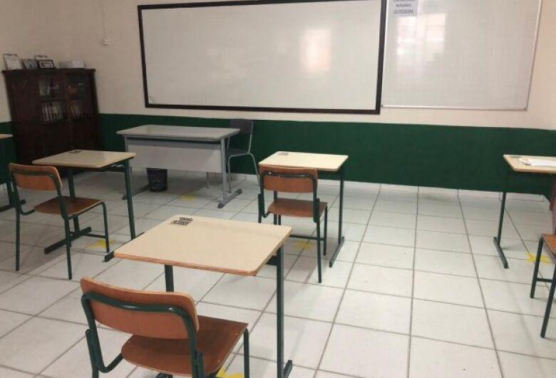 Estado detalha modelos de retorno das aulas para gestores da rede estadual
