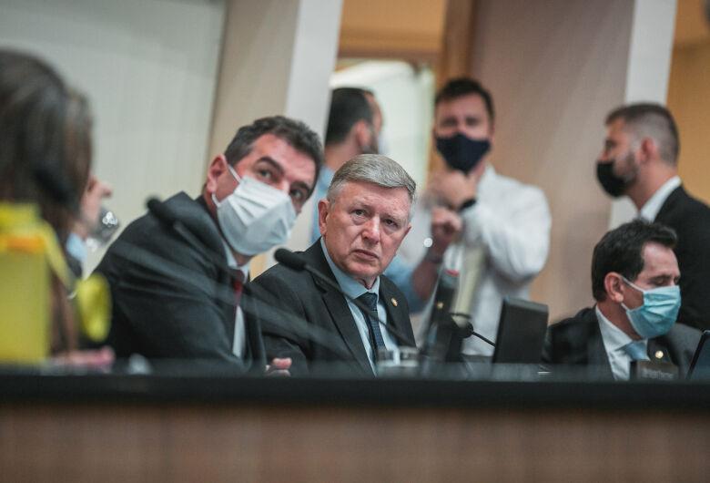 Deputado Milton Hobus assume presidência da CCJ da Alesc
